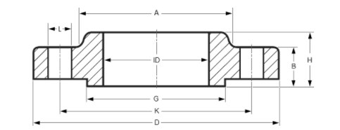 مشخصات فنی فلنج اسلیپن