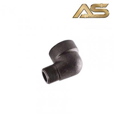 زانوچپقی فولادی فشارقوی دندهای