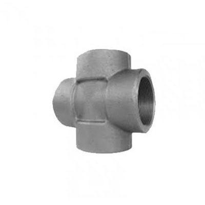 چهار راهی فولادی فشار قوی دنده ای