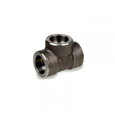 سه راهی فولادی فشار قوی دنده ای