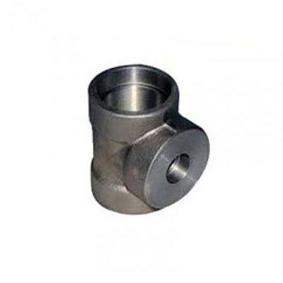 سه راهی تبدیلی فولادی فشار قوی ساکت