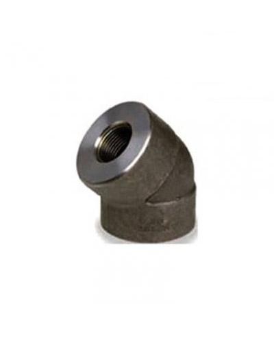 زانوی فولادی فشار قوی دنده ای