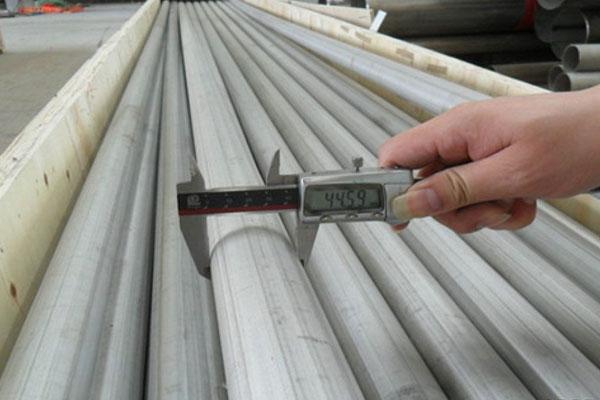 اندازه گذاری لوله فولادی و اندازه اسمی