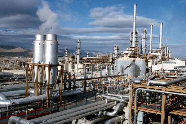 استفاده از فلنج در صنایع نفت و گاز