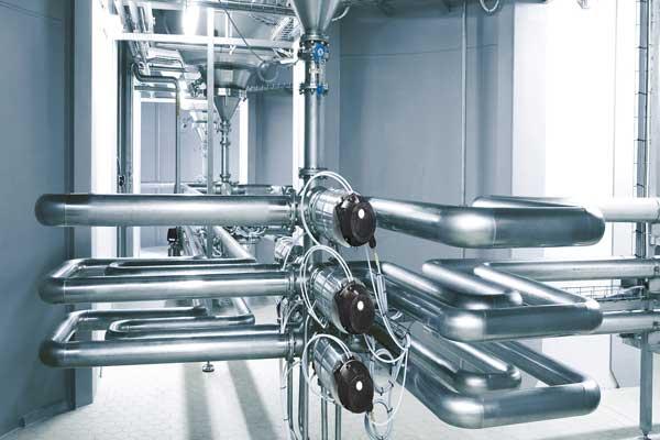hygiene industry pipe