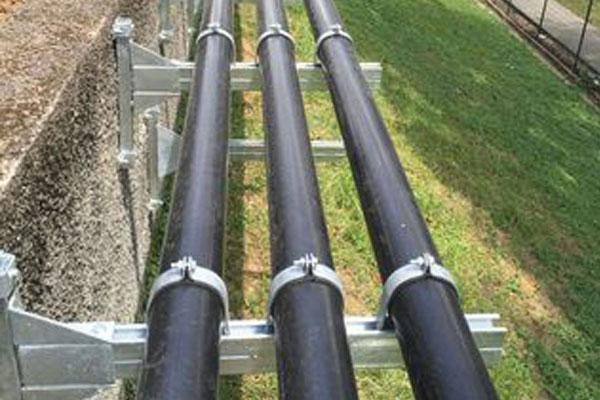 HDPE pipeline asiasteel