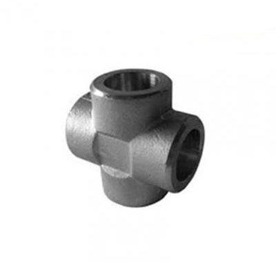 چهار راهی فولادی فشار قوی ساکت