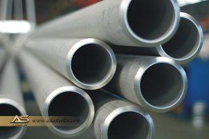 لوله فولادی بدون درز یا مانیسمان-آسیا استیل