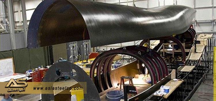 آلومینیوم برای ساخت هواپیما