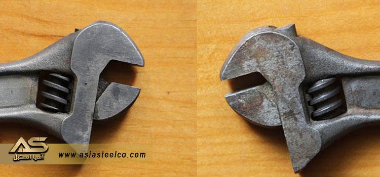 برق انداختن فلزات