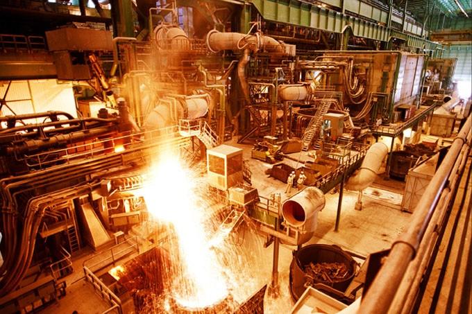 افزایش 73 درصدی صادرات فولاد مبارکه