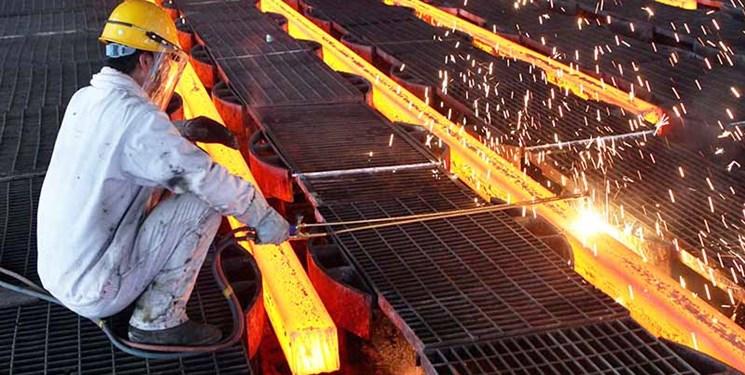 پیشرفت چشم گیر فولاد