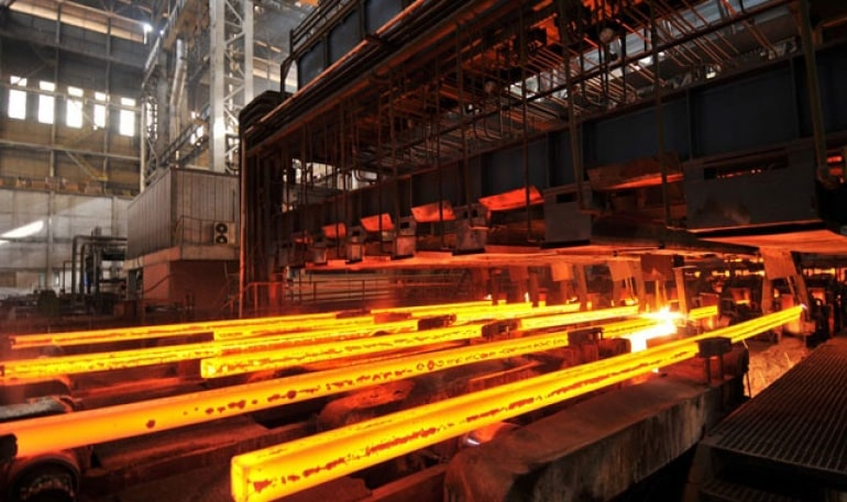 کرونا بر بازار فولاد