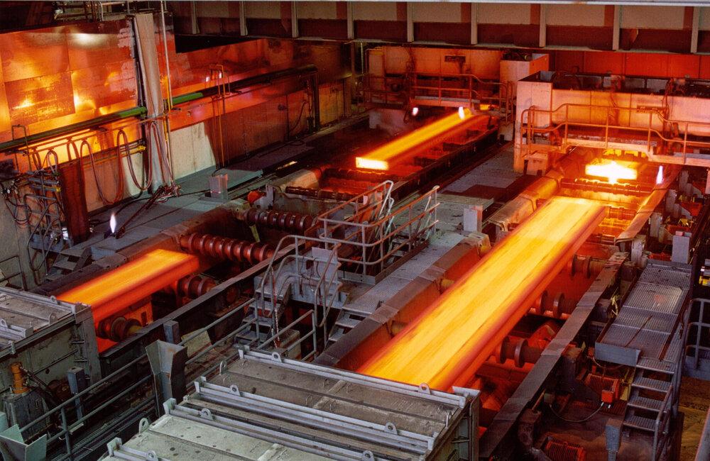 طرح توسعه و تولید زنجیره ی فولاد