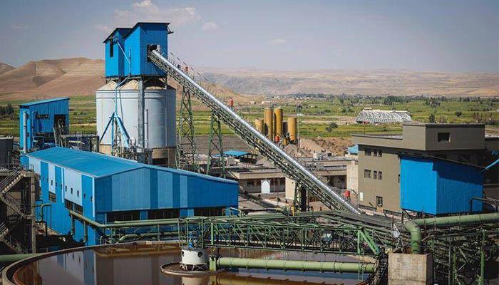 کارخانه تولید آهن