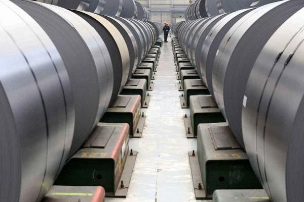کارخانه توید فولاد در ایران