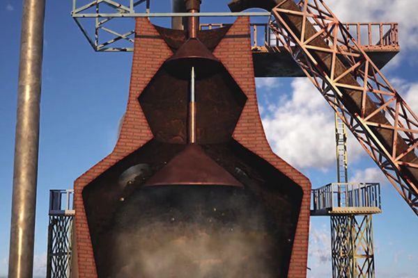 اکسیژن در فولادسازی