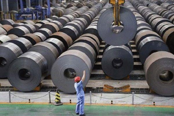 تولید و فروش فولاد 2021